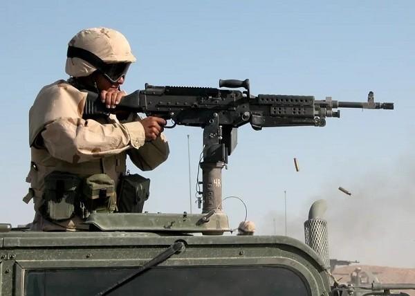 Súng máy và súng trường khác nhau như thế nào - ảnh 8