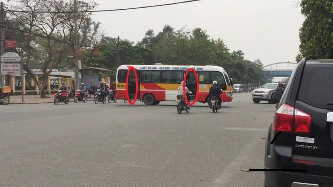 Bát nháo xe buýt tại TP Vinh, Nghệ An - ảnh 4