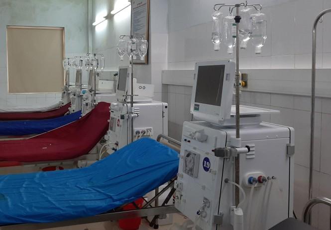 Sự cố chạy thận tại Nghệ An: Quy trách nhiệm bệnh viện - ảnh 2