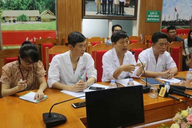 Sự cố chạy thận tại Nghệ An: Quy trách nhiệm bệnh viện - ảnh 1