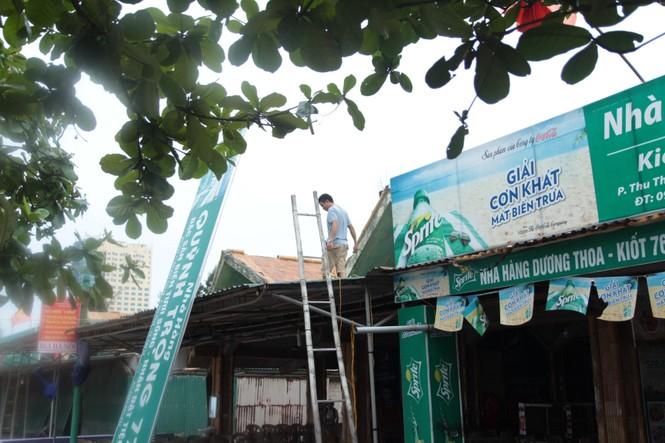 Nghệ An: Miền núi xả hồ thủy lợi, ki ốt miền biển đóng cửa ứng phó bão Podul - ảnh 5