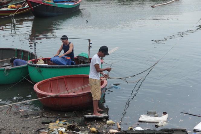 Nghệ An: Miền núi xả hồ thủy lợi, ki ốt miền biển đóng cửa ứng phó bão Podul - ảnh 1