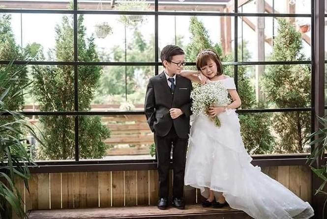 """Đám cưới của cặp vợ chồng """"tí hon"""" khiến nhiều người xúc động - ảnh 5"""