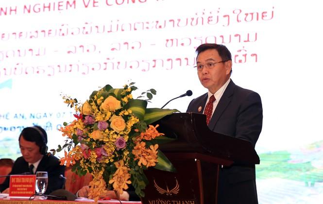 Vun đắp mối quan hệ hữu nghị vĩ đại Việt Nam – Lào, Lào – Việt Nam - ảnh 2