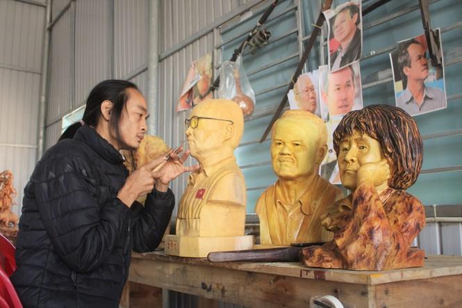 Chàng thợ mộc thức đêm làm món quà đặc biệt tặng HLV Park Hang Seo  - ảnh 3