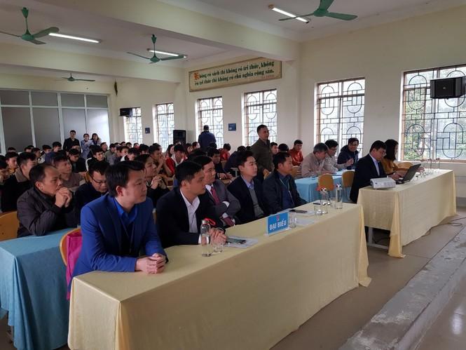 Hàng trăm sinh viên Nghệ An tham gia hội thảo Khởi nghiệp, định hướng việc làm 2019 - ảnh 2