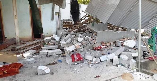 Vụ nổ kinh hoàng ở Nghệ An 3 người thương vong: Ám ảnh hiện trường tan hoang - ảnh 1