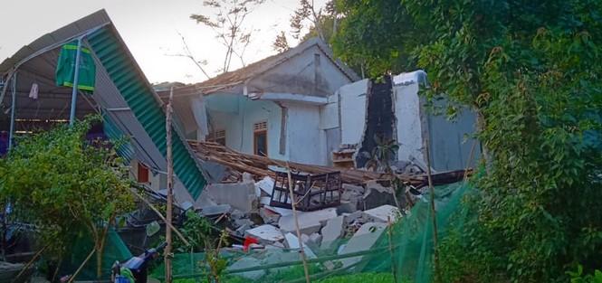 Vụ nổ kinh hoàng ở Nghệ An 3 người thương vong: Ám ảnh hiện trường tan hoang - ảnh 2