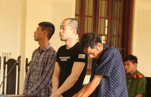 Tuyên án các bị cáo vụ 500kg ma túy vứt ở cánh đồng muối - ảnh 1