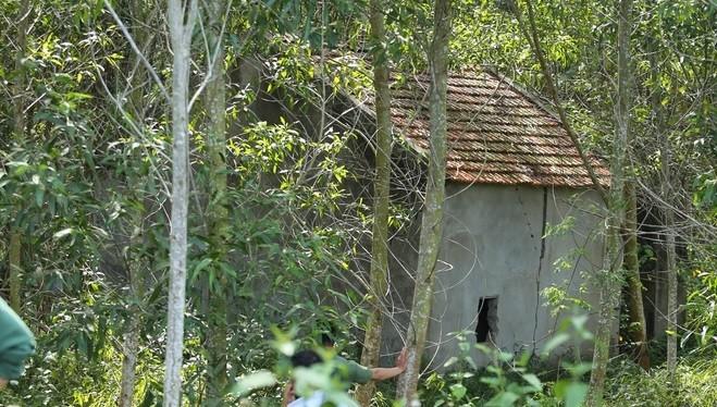 Công an xác định nguyên nhân bé 5 tuổi tử vong trong rừng - ảnh 2