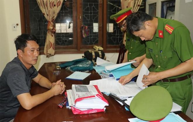 Khởi tố đối với nguyên cán bộ Ban dân tộc tỉnh Nghệ An - ảnh 1