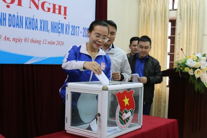 Anh Lê Văn Lương giữ chức Bí thư Tỉnh đoàn Nghệ An - ảnh 4