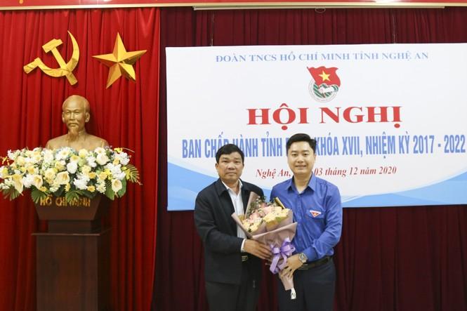 Anh Lê Văn Lương giữ chức Bí thư Tỉnh đoàn Nghệ An - ảnh 5