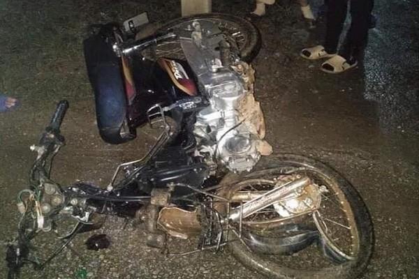 Tài xế ô tô lái xe rời khỏi hiện trường sau tai nạn chết người - ảnh 1