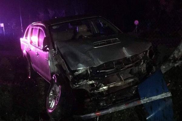 Tài xế ô tô lái xe rời khỏi hiện trường sau tai nạn chết người - ảnh 2