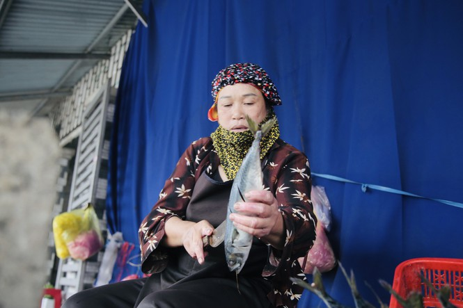 Thơm lừng làng cá nướng ngày Đông giá - ảnh 7