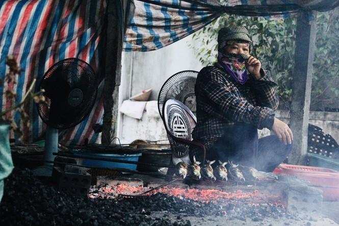 Thơm lừng làng cá nướng ngày Đông giá - ảnh 5