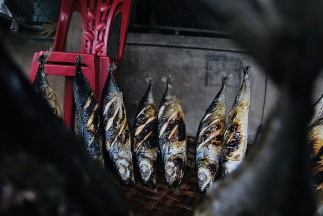 Thơm lừng làng cá nướng ngày Đông giá - ảnh 14