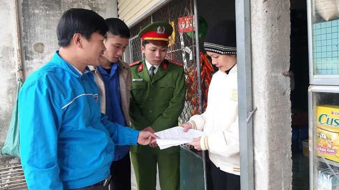 Tuổi trẻ Hà Tĩnh đồng loạt ra quân chào mừng ngày thành lập Đoàn   - ảnh 3