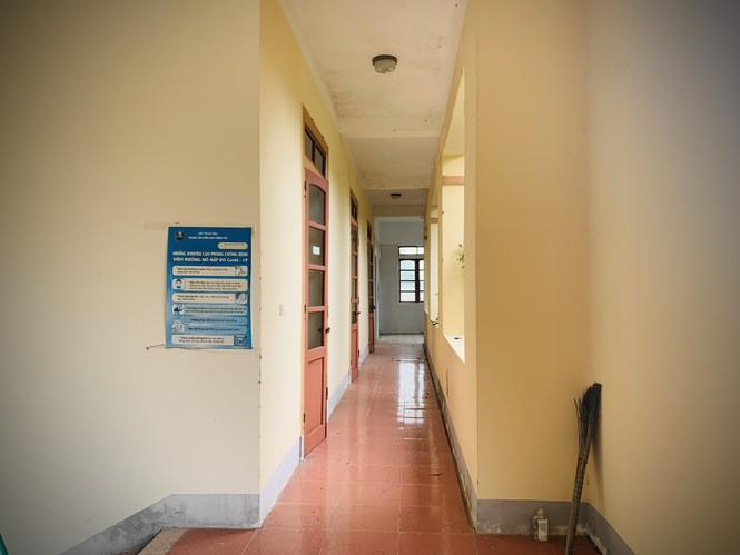 Trung tâm dạy nghề khuyết tật tiền tỷ bỏ hoang - ảnh 12