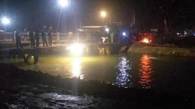 Xuống sông vớt dép cho chị gái, bé trai 9 tuổi đuối nước thương tâm - ảnh 1