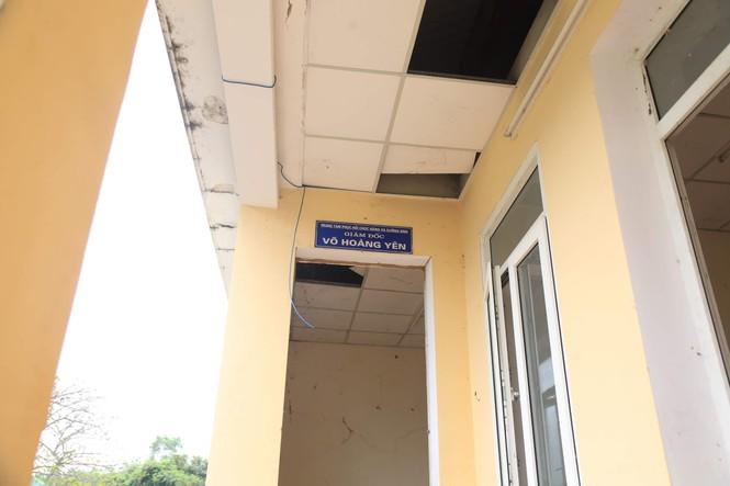 """Cảnh tan hoang bên trong trung tâm chữa bệnh của """"thần y"""" Võ Hoàng Yên ở Hà Tĩnh - ảnh 2"""