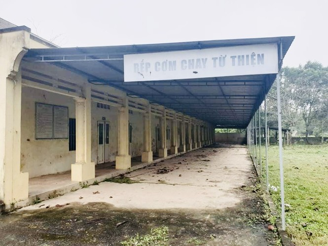 """Cảnh tan hoang bên trong trung tâm chữa bệnh của """"thần y"""" Võ Hoàng Yên ở Hà Tĩnh - ảnh 3"""