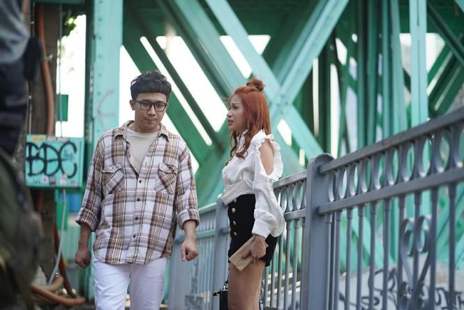 Trấn Thành đóng cặp với Khả Thư trong phim hài tết - ảnh 2