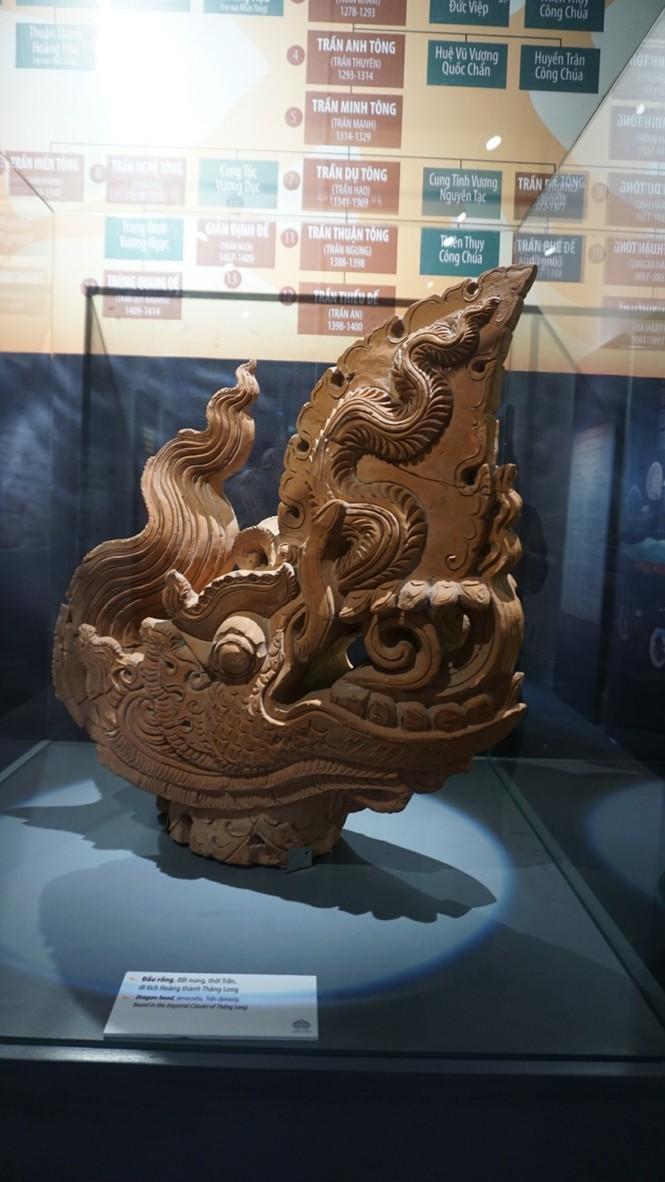 Ngắm hiện vật quý hàng trăm năm tuổi gắn với Phật hoàng Trần Nhân Tông - ảnh 4