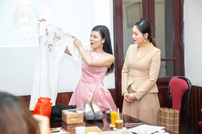 Diễn viên Lan Phương, Minh Cúc 'Về nhà đi con' hẹn nhau ở Mottainai - ảnh 1