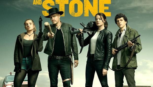 Mỹ nhân Emma Stone xuất hiện trong Zombieland 2 sau 10 năm - ảnh 1