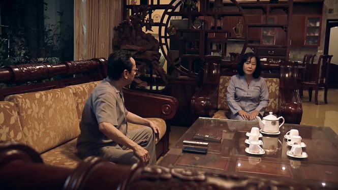 Sinh tử tập 6: Vợ chủ tịch đổ lỗi con hư tại bố bổ nhiệm thần tốc - ảnh 1