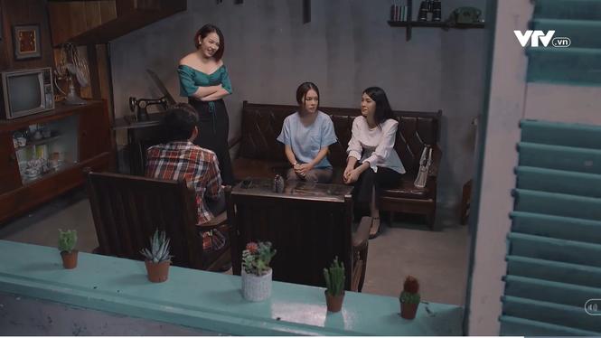 Tiệm ăn dì ghẻ tập 1: Dương Cẩm Lynh hoang mang vì chồng cũ vừa ra tù đòi xin cơm nhà - ảnh 2