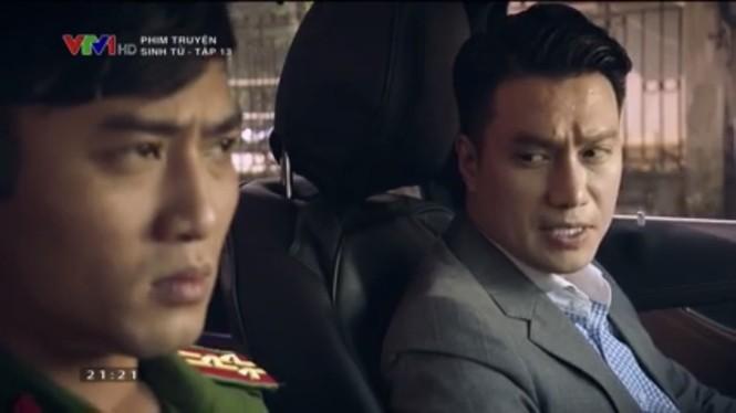 Sinh tử tập 13: Không chịu bỏ trốn, Hoàng bị Vũ chủ mưu dọa thủ tiêu  - ảnh 4