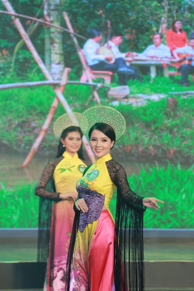 Huỳnh Thúy Vi đăng quang Người đẹp Du lịch Cần Thơ 2019 - ảnh 3