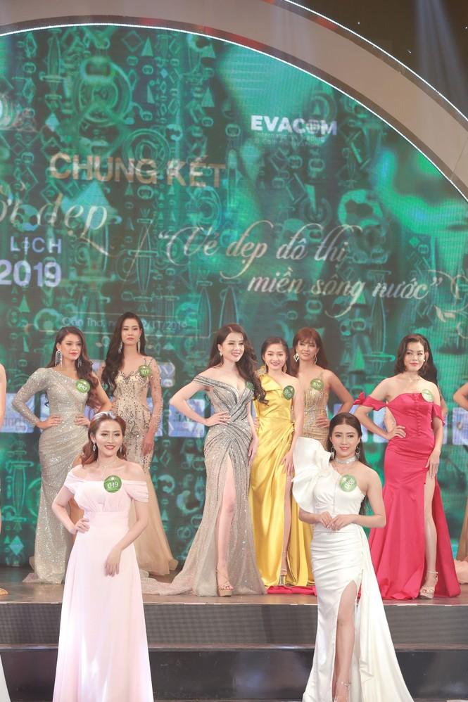 Huỳnh Thúy Vi đăng quang Người đẹp Du lịch Cần Thơ 2019 - ảnh 1