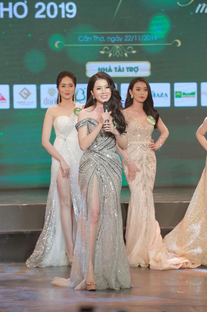 Huỳnh Thúy Vi đăng quang Người đẹp Du lịch Cần Thơ 2019 - ảnh 2
