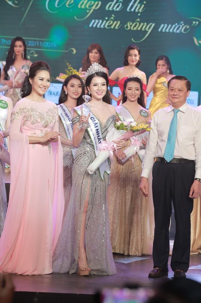 Huỳnh Thúy Vi đăng quang Người đẹp Du lịch Cần Thơ 2019 - ảnh 8