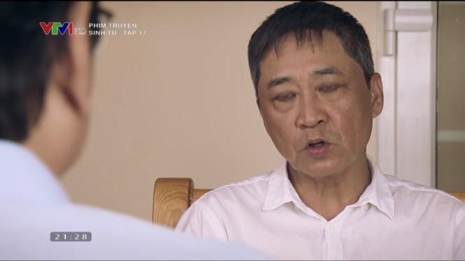 Sinh tử tập 17: Giám đốc Sở mắng Chủ tịch tỉnh 'đạo đức giả' - ảnh 4