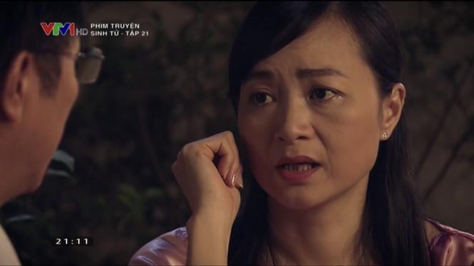 Sinh tử tập 21: Lương Thanh từ kẻ thứ ba thành cô người yêu dịu dàng Mạnh Trường - ảnh 3