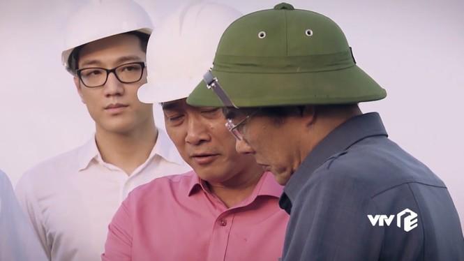 Sinh tử tập 29: Chủ tịch Trần Nghĩa mắng con trai loi nhoi, trứng khôn hơn vịt - ảnh 3