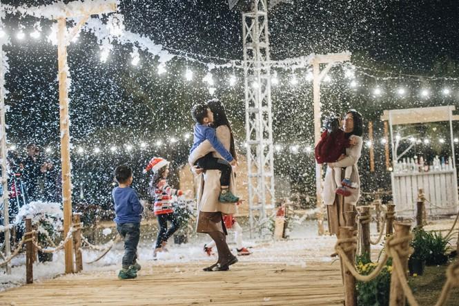 Đón Noel tuyết rơi cùng nghệ sĩ Xuân Bắc - ảnh 3