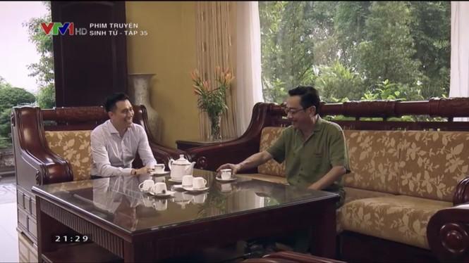 Sinh tử tập 35: Vũ (Việt Anh) nhúng tay giúp Bạt (Chí Nhân) lên giám đốc Sở - ảnh 5