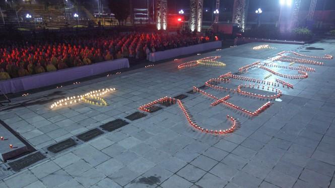Lễ cầu siêu 60 liệt sĩ thanh niên xung phong hi sinh đêm Giáng sinh - ảnh 1