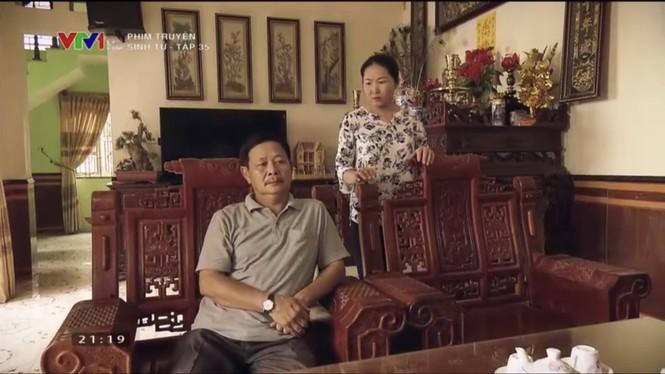 Sinh tử tập 35: Vũ (Việt Anh) nhúng tay giúp Bạt (Chí Nhân) lên giám đốc Sở - ảnh 4
