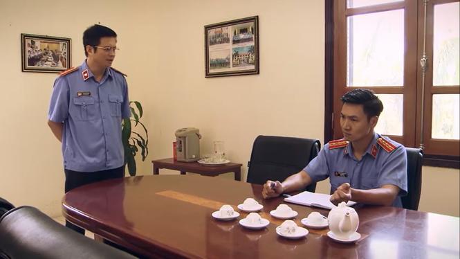 Sinh tử tập 37: Vũ (Việt Anh) ngư ông đắc lợi, chủ tịch huyện đang bị tội - ảnh 2