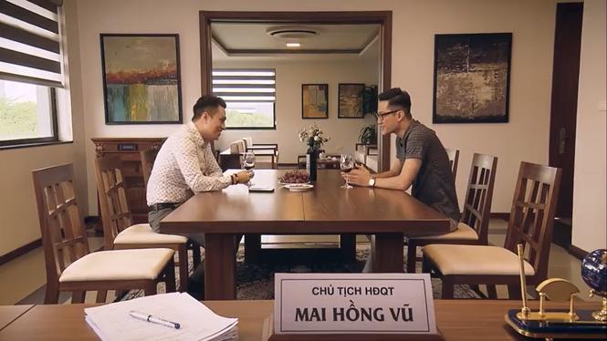 Sinh tử tập 37: Vũ (Việt Anh) ngư ông đắc lợi, chủ tịch huyện đang bị tội - ảnh 3