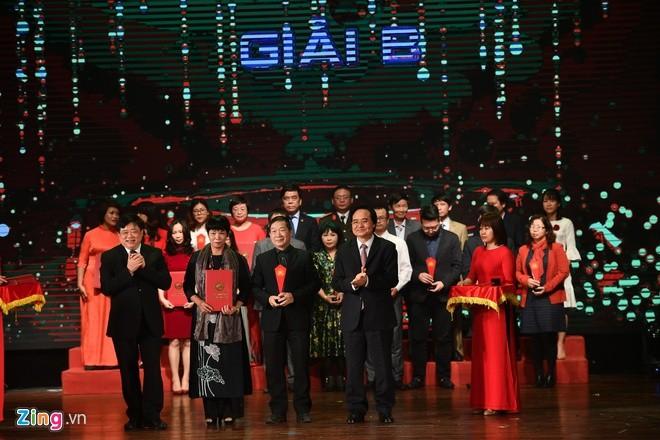 Sách do cố GS. Phan Huy Lê chủ biên đạt giải A Sách Quốc gia 2019 - ảnh 4