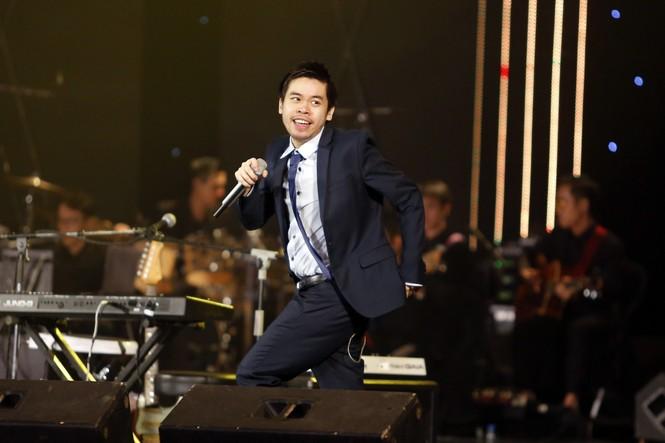 Quang Hải, Sơn Tùng M-TP được vinh danh tại lễ hội đếm ngược trên VTV - ảnh 1
