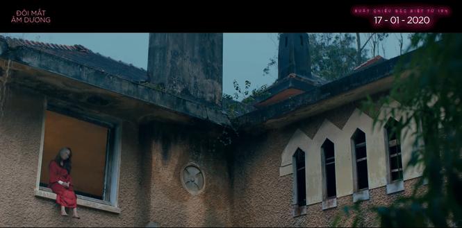 Bảo Thanh rơi nước mắt vì Quốc Trường trong 'Đôi mắt âm dương' - ảnh 3